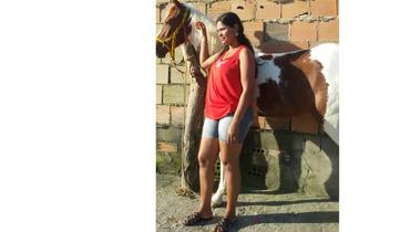 Equídeo Equino Paint Horse Não Registrado Potra Pampa Corrida - e-rural Imagens