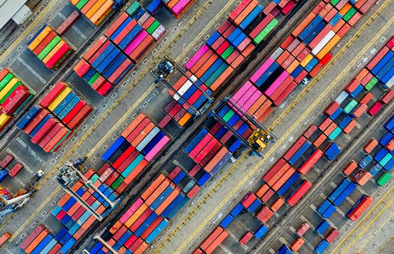 Testes para Covid-19 atrasam liberação de contêineres de carne nos portos da China